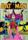 Cover for Batman (Editora Abril, 1984 series) #8