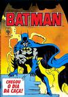 Cover for Batman (Editora Abril, 1987 series) #6