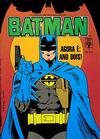 Cover for Batman (Editora Abril, 1987 series) #7