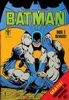 Cover for Batman (Editora Abril, 1987 series) #10
