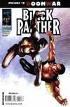 Cover for Black Panther (Marvel, 2009 series) #11