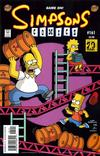 Cover for Simpsons Comics (Bongo, 1993 series) #161