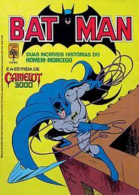 Cover Thumbnail for Batman (Editora Abril, 1984 series) #2