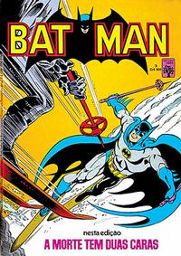 Cover Thumbnail for Batman (Editora Abril, 1984 series) #3