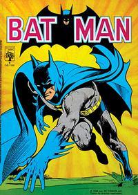 Cover Thumbnail for Batman (Editora Abril, 1984 series) #4