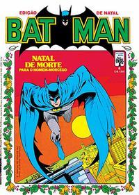 Cover Thumbnail for Batman (Editora Abril, 1984 series) #6