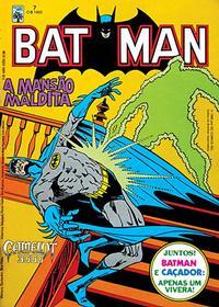 Cover Thumbnail for Batman (Editora Abril, 1984 series) #7