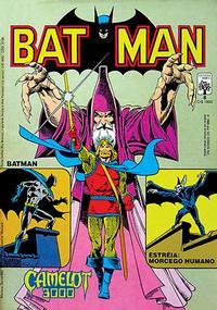 Cover Thumbnail for Batman (Editora Abril, 1984 series) #8