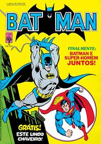 Cover Thumbnail for Batman (Editora Abril, 1984 series) #9