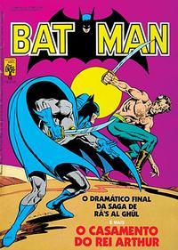 Cover Thumbnail for Batman (Editora Abril, 1984 series) #10