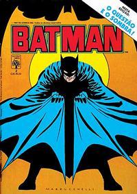 Cover Thumbnail for Batman (Editora Abril, 1987 series) #2