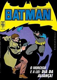 Cover Thumbnail for Batman (Editora Abril, 1987 series) #4