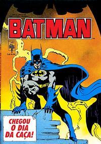 Cover Thumbnail for Batman (Editora Abril, 1987 series) #6