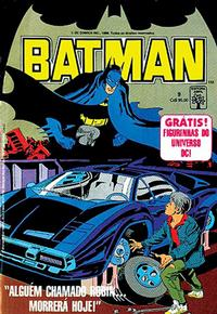Cover Thumbnail for Batman (Editora Abril, 1987 series) #9