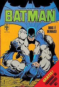 Cover Thumbnail for Batman (Editora Abril, 1987 series) #10