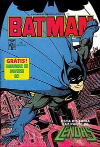 Cover Thumbnail for Batman (Editora Abril, 1987 series) #11