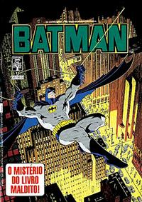 Cover Thumbnail for Batman (Editora Abril, 1987 series) #13
