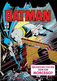 Cover Thumbnail for Batman (Editora Abril, 1987 series) #16