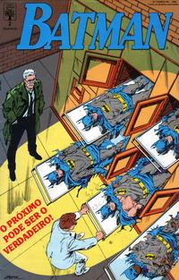 Cover Thumbnail for Batman (Editora Abril, 1990 series) #2