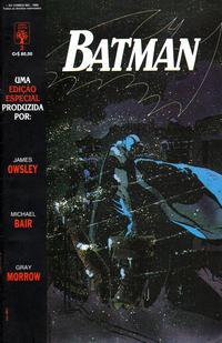 Cover Thumbnail for Batman (Editora Abril, 1990 series) #3