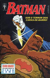 Cover Thumbnail for Batman (Editora Abril, 1990 series) #8