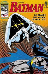 Cover Thumbnail for Batman (Editora Abril, 1990 series) #16