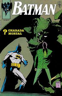 Cover Thumbnail for Batman (Editora Abril, 1990 series) #19
