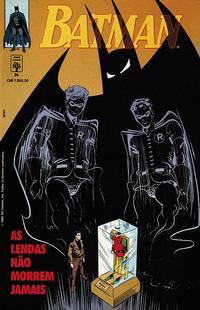Cover Thumbnail for Batman (Editora Abril, 1990 series) #24