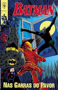 Cover Thumbnail for Batman (Editora Abril, 1990 series) #25