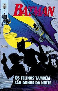 Cover Thumbnail for Batman (Editora Abril, 1990 series) #27
