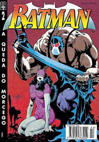 Cover Thumbnail for Batman (Editora Abril, 1995 series) #2