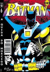 Cover Thumbnail for Batman (Editora Abril, 1995 series) #6