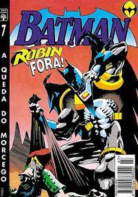 Cover Thumbnail for Batman (Editora Abril, 1995 series) #7
