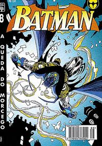 Cover Thumbnail for Batman (Editora Abril, 1995 series) #8