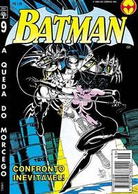 Cover Thumbnail for Batman (Editora Abril, 1995 series) #9