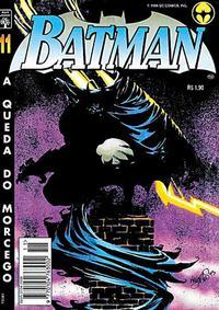 Cover Thumbnail for Batman (Editora Abril, 1995 series) #11