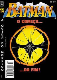 Cover Thumbnail for Batman (Editora Abril, 1995 series) #14