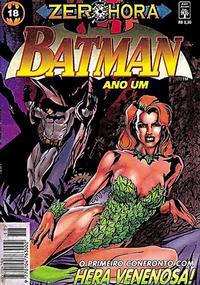 Cover Thumbnail for Batman (Editora Abril, 1995 series) #18