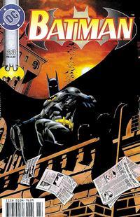 Cover Thumbnail for Batman (Editora Abril, 1996 series) #23