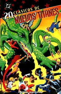 Cover Thumbnail for Clásicos DC: Nuevos Titanes (Planeta DeAgostini, 2005 series) #20