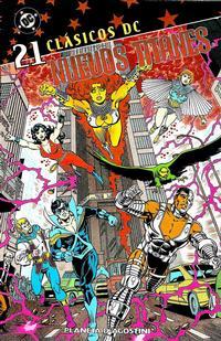 Cover Thumbnail for Clásicos DC: Nuevos Titanes (Planeta DeAgostini, 2005 series) #21