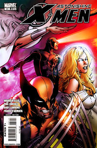 Cover Thumbnail for Astonishing X-Men (Marvel, 2004 series) #31 [Direct]