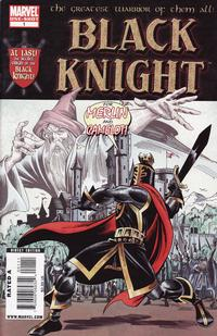 Cover Thumbnail for The Black Knight (MDCU) (Marvel, 2010 series) #1