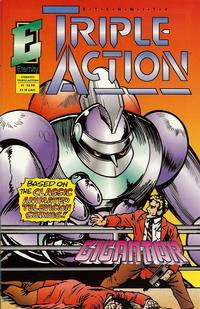 Cover Thumbnail for Eternity Triple Action (Malibu, 1993 series) #1