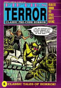 Cover Thumbnail for Fifties Terror (Malibu, 1988 series) #6