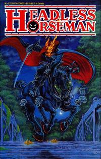 Cover Thumbnail for Headless Horseman (Malibu, 1989 series) #2