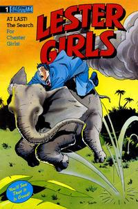 Cover Thumbnail for Lester Girls (Malibu, 1990 series) #1