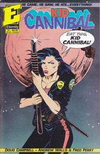 Cover Thumbnail for Kid Cannibal (Malibu, 1991 series) #3