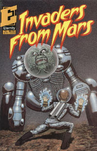 Cover Thumbnail for Invaders from Mars Book II (Malibu, 1991 series) #3