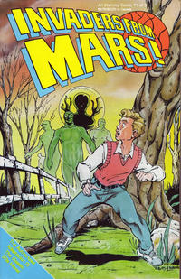 Cover Thumbnail for Invaders from Mars (Malibu, 1990 series) #1